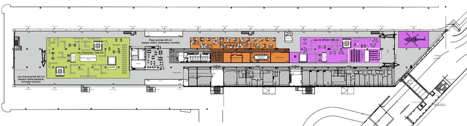J1, Le hangar du J1 réouvert au public pour accueillir des expositions, Made in Marseille, Made in Marseille