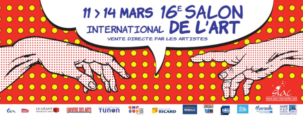 Top départ, Rendez-vous au Salon international de l'Art Contemporain ce weekend !, Made in Marseille