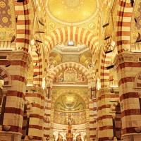 La basilique Notre Dame de la Garde