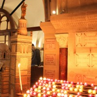 La crypte de Notre Dame de la Garde