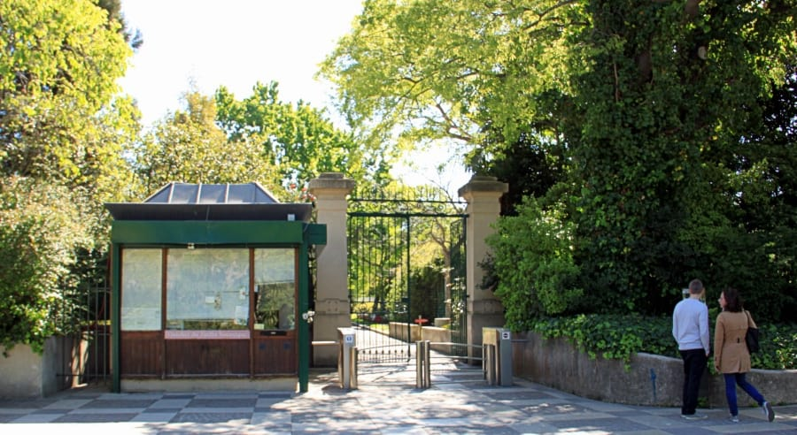 entree-jardin-botanique-japon-parc-borely