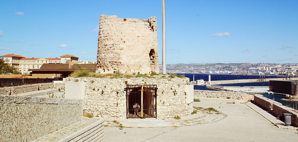 Visiter le fort saint nicolas entrecasteaux et ganteaume made in marseille - Adresse du port de marseille ...