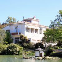 Le Pavillon du Lac du parc Borély se dessine un avenir festif