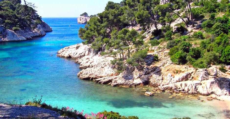 Comment Se Rendre 224 La Calanque De Port Pin Made In Marseille