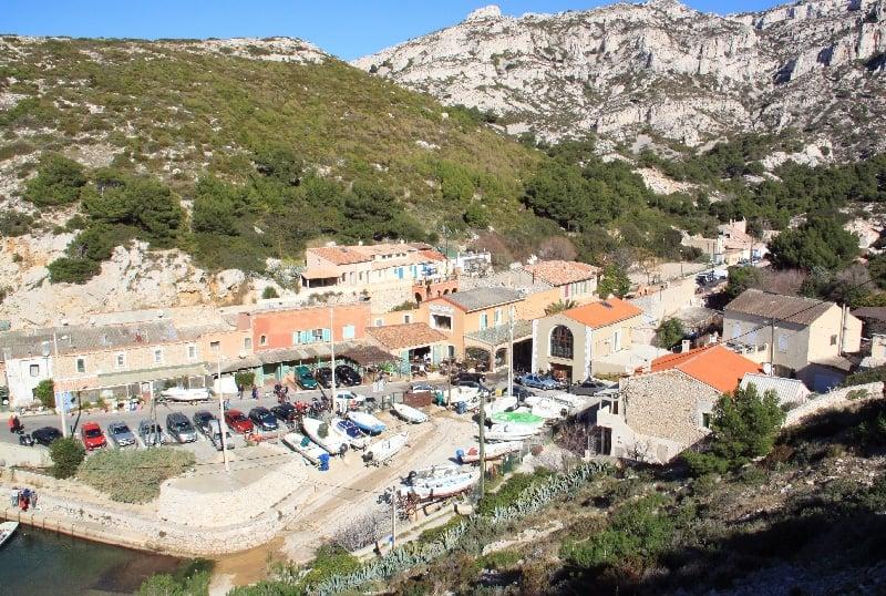 port-calanque-callelongue