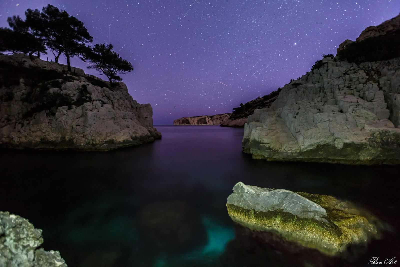 calanque-sugiton-photo-nuit-etoile