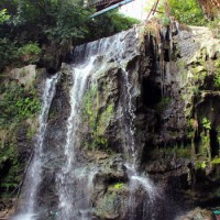 La cascade des Aygalades vue par Julien Rodriguez
