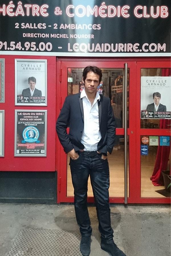 Cyrille Arnaud, [Interview] Cyrille Arnaud, un hypnotiseur made in Marseille ce soir sur W9