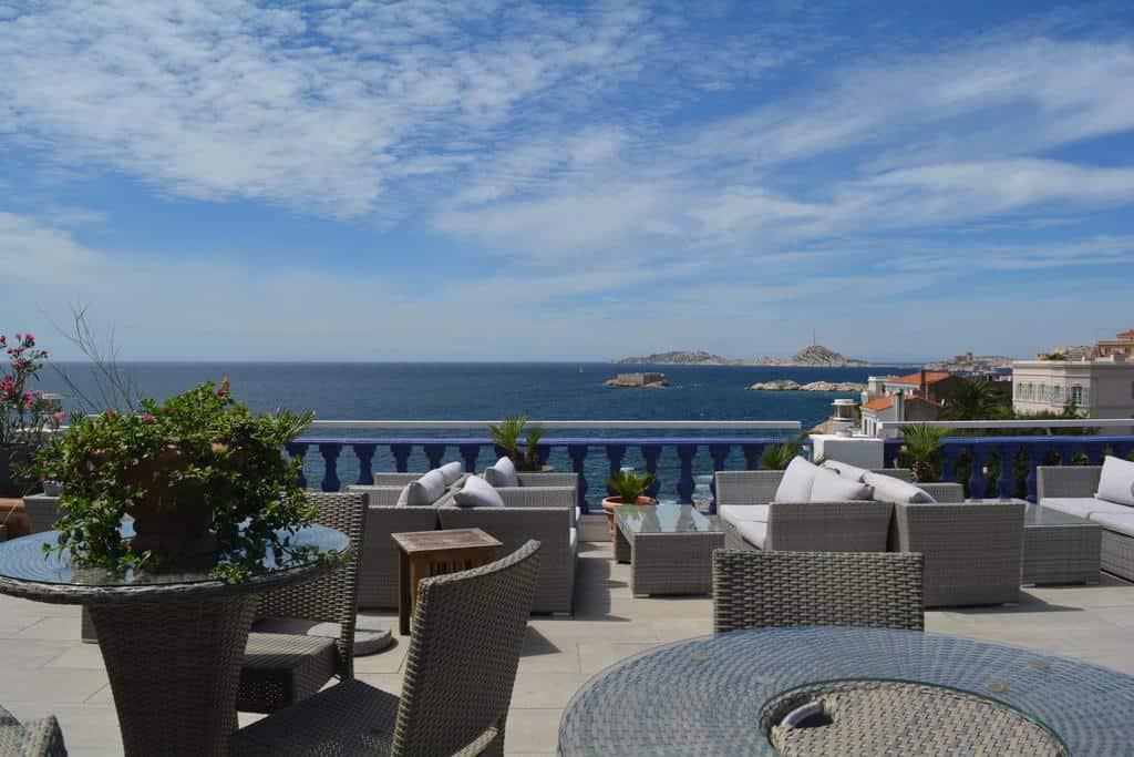 , Une bouillabaisse avec vue plongeante sur la Méditerrannée au Rhul, Made in Marseille
