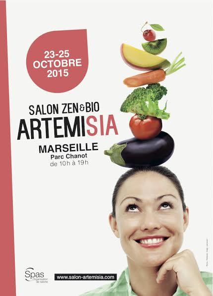 Artemisia bienvenue au plus grand salon du bio et bien for Salon du bio