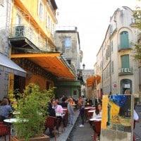 La terrasse du café le soir de Van Gogh