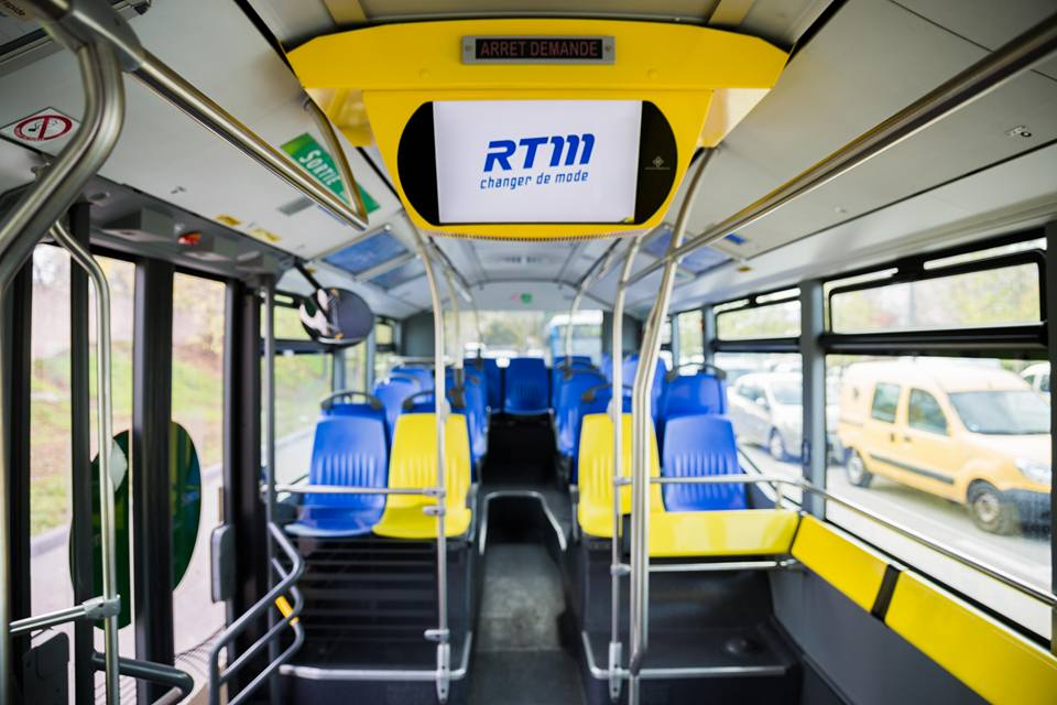 ligne 16t une nouvelle ligne de bus rtm inaugur e au sud de la ville. Black Bedroom Furniture Sets. Home Design Ideas
