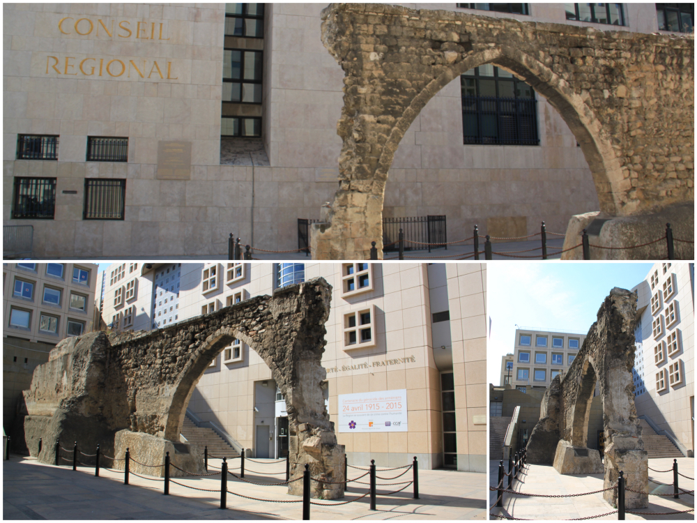 vestige, Aqueduc de l'Huveaune – Découvrez les secrets d'un vestige méconnu du centre-ville de Marseille, Made in Marseille, Made in Marseille