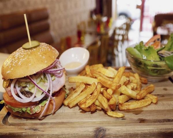 burger, Notre sélection de restaurants pour manger les meilleurs burgers à Marseille, Made in Marseille