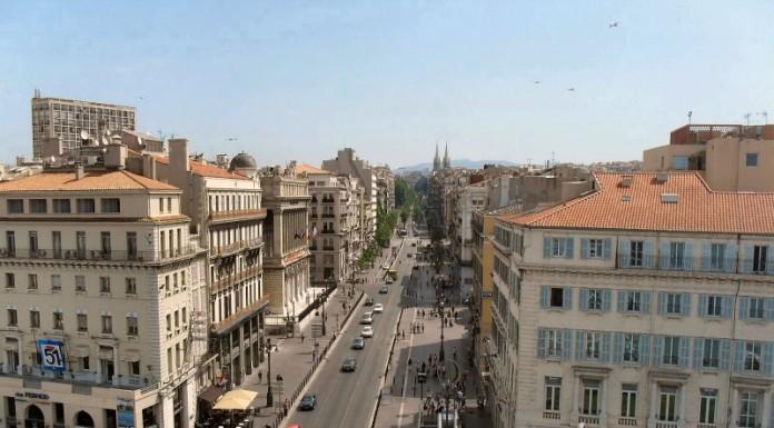Ville De Marseille Boulevard Urbain Sud
