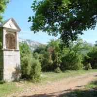 Le chemin des Roys. © Office de Tourisme de Nans les Pins
