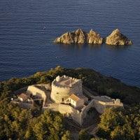L'île de Port-Cros. © OT du Lavandou