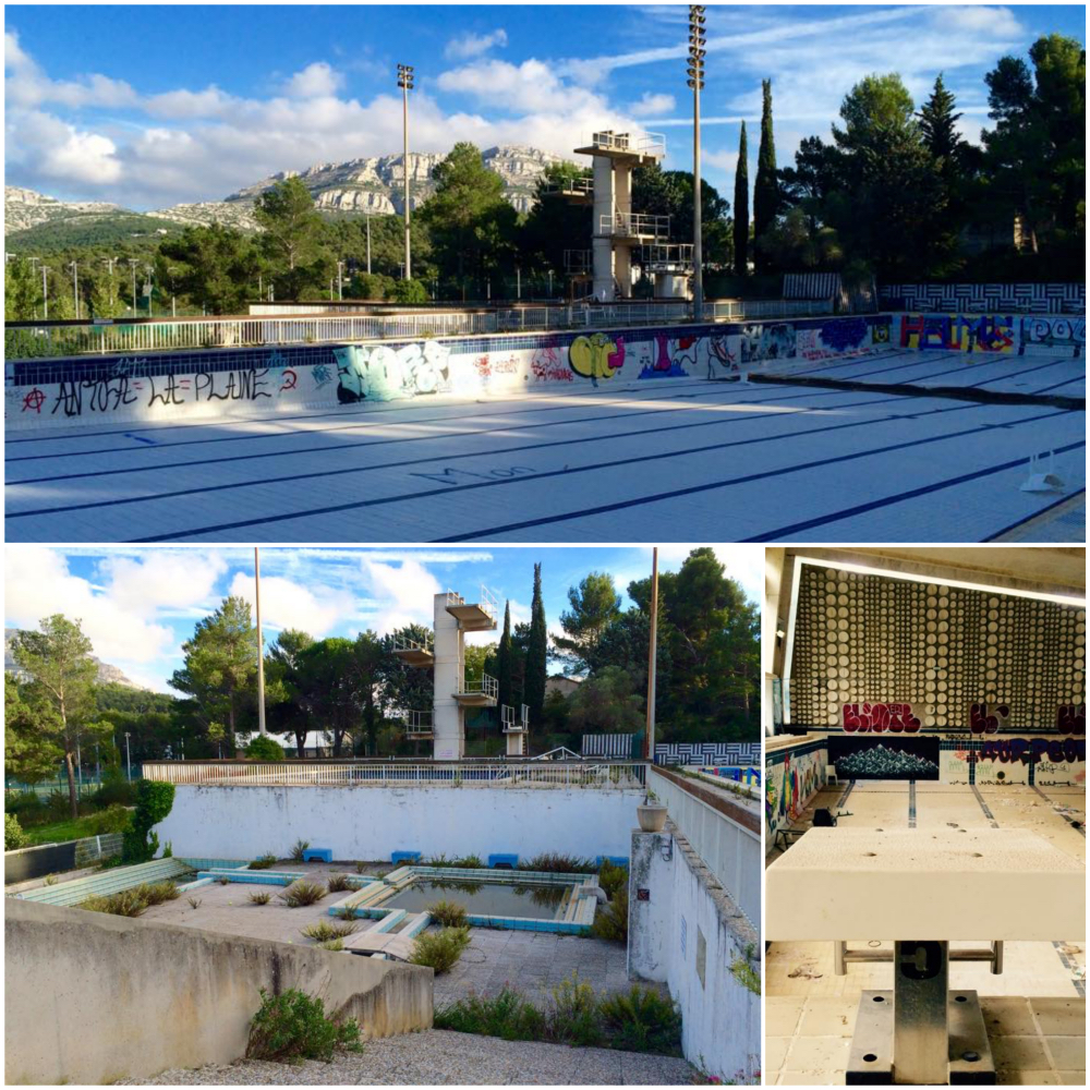 Reportage vallier inaugur e des am liorations venir for Piscine marseille