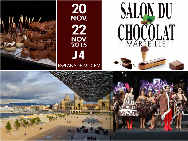 Le salon du chocolat s 39 installe sur le j4 tout le week end made in marseille - Salon du chocolat marseille ...
