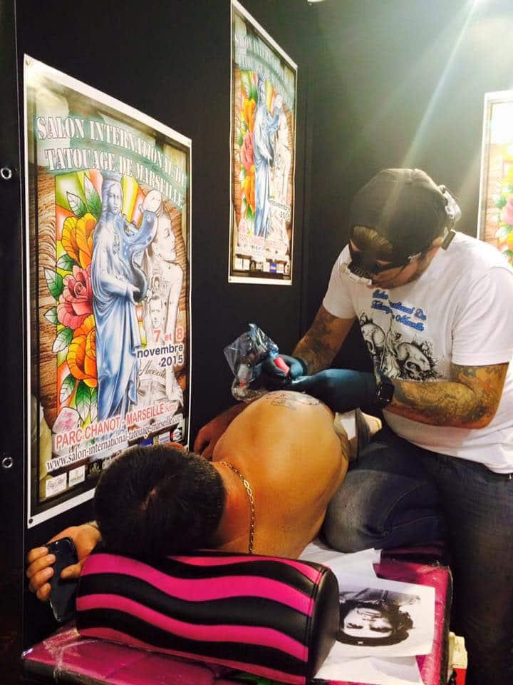 Salon du tatouage a marseille 2016 tatouage for Salon a marseille