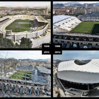 Visitez les coulisses du nouveau stade Vélodrome