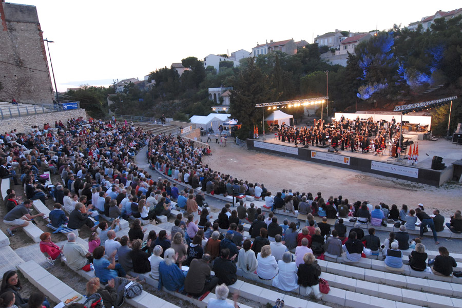 Théâtre Silvain, Le théâtre Silvain dévoile un spectacle architectural entre nature et mer, Made in Marseille