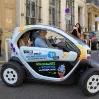 Les voitures électriques Totem Mobi à l'assaut de la région