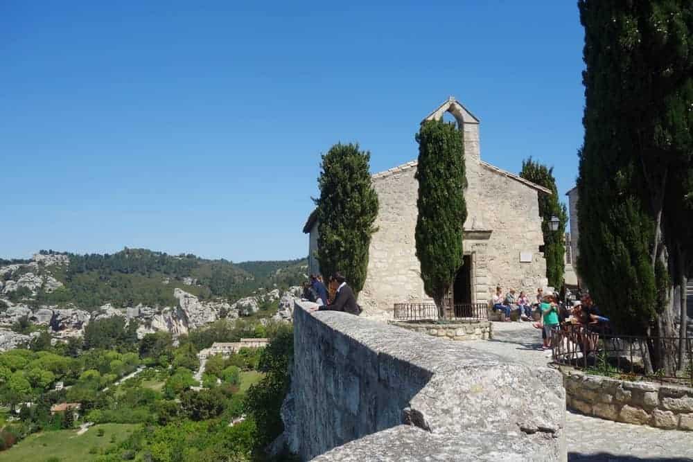 village beaux de provence