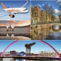 EasyJet ouvre 3 nouvelles destinations au départ de Marseille