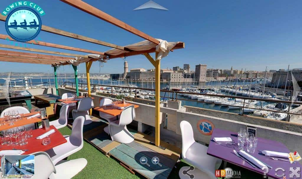 les meilleurs terrasses et rooftops marseillais en images made in marseille. Black Bedroom Furniture Sets. Home Design Ideas