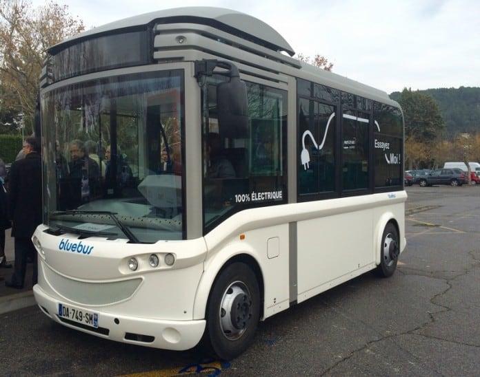 Transports c est au tour d aix en provence de tester le - Bus aix en provence salon de provence ...