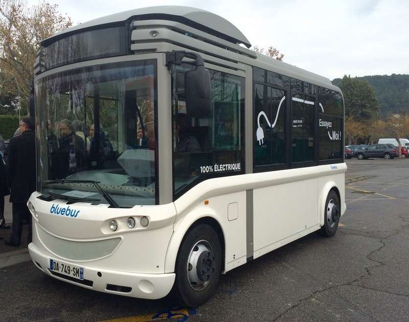 Transports c est au tour d aix en provence de tester le for Bus salon de provence aix en provence