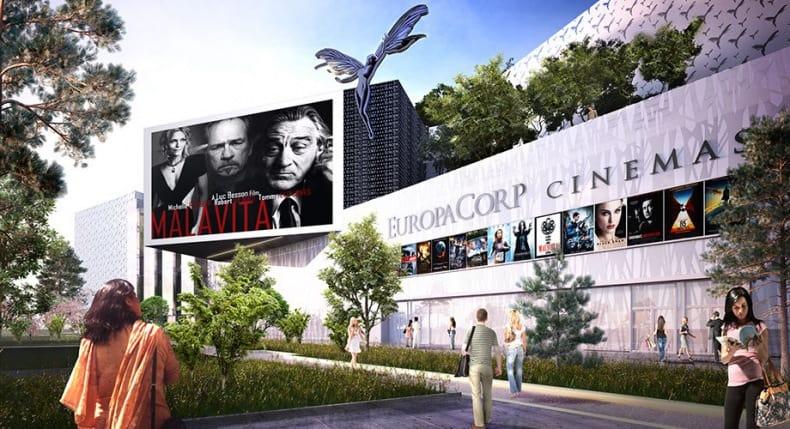 Luc Besson promet un multiplexe sans équivalent !