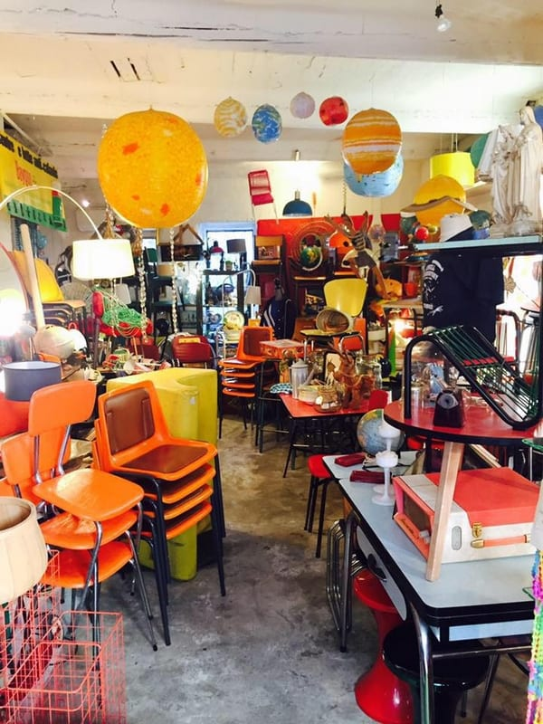 Insolite que faire marseille quand on aime le vintage made in marseille - Magasin de deco marseille ...