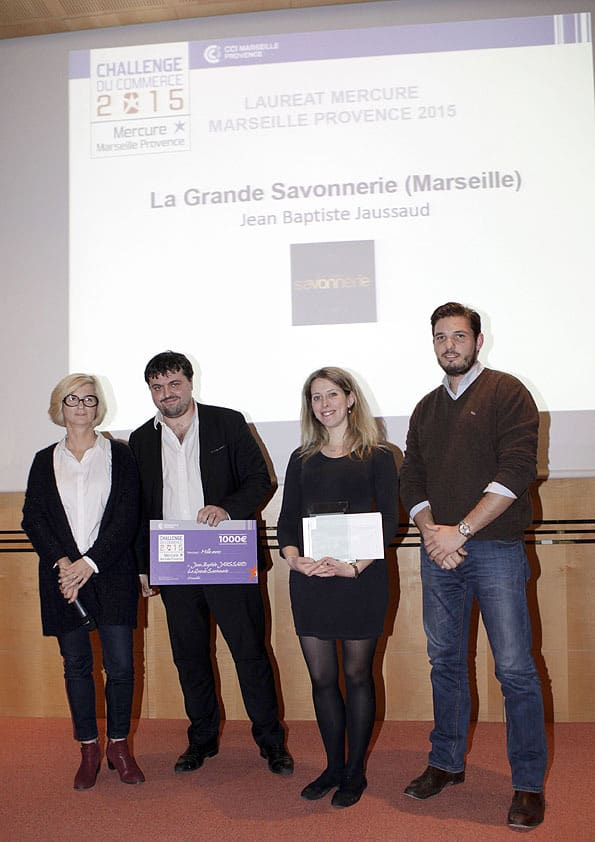 commerces, Les meilleurs commerces de l'année récompensés par la CCI Marseille Provence, Made in Marseille
