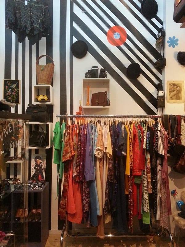 o trouver les meilleures friperies et boutiques vintage de marseille made in marseille. Black Bedroom Furniture Sets. Home Design Ideas
