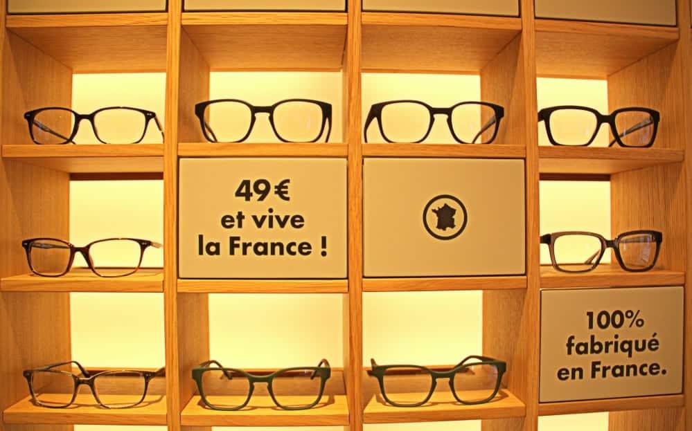 sensee d couvrez les nouvelles lunettes pas ch res 100 made in france made in marseille. Black Bedroom Furniture Sets. Home Design Ideas