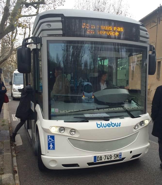 Transports c est au tour d aix en provence de tester le for Transport en commun salon de provence