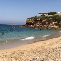 Les plages de la Pointe Rouge aux Goudes