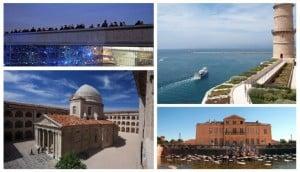 Les principaux musées de Marseille