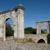 Le Pont Flavien © OT Saint-Chamas