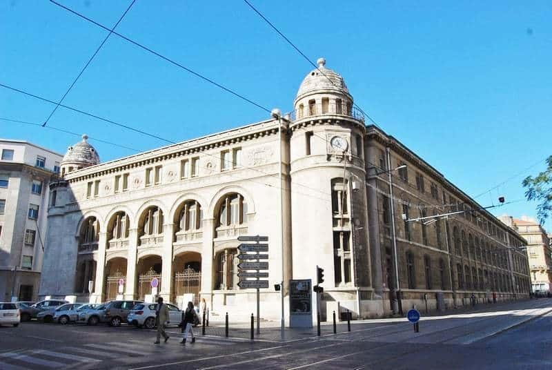Restaurant Rue Henri Barbusse Marseille
