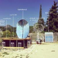 restaurant, Le Présage – Le 1er restaurant solaire de France est à Aubagne, Made in Marseille, Made in Marseille