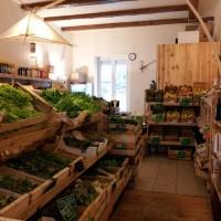Des produits locaux et de saison dans le centre-ville de Marseille