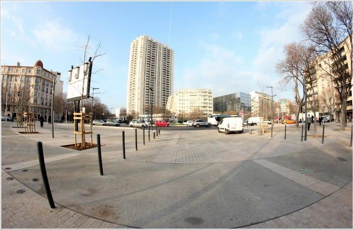 prado, Le rond-point du Prado enfin inauguré, pas tout à fait terminé, Made in Marseille, Made in Marseille