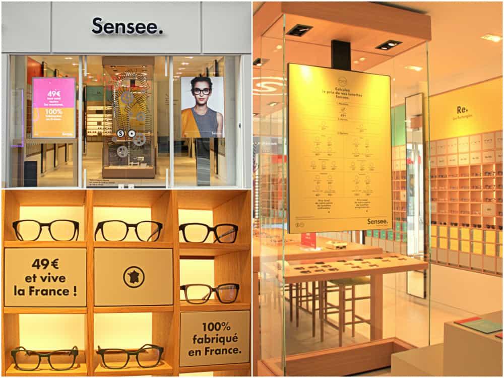 e7106b307f605 Sensee  Découvrez les nouvelles lunettes pas chères 100% made in ...