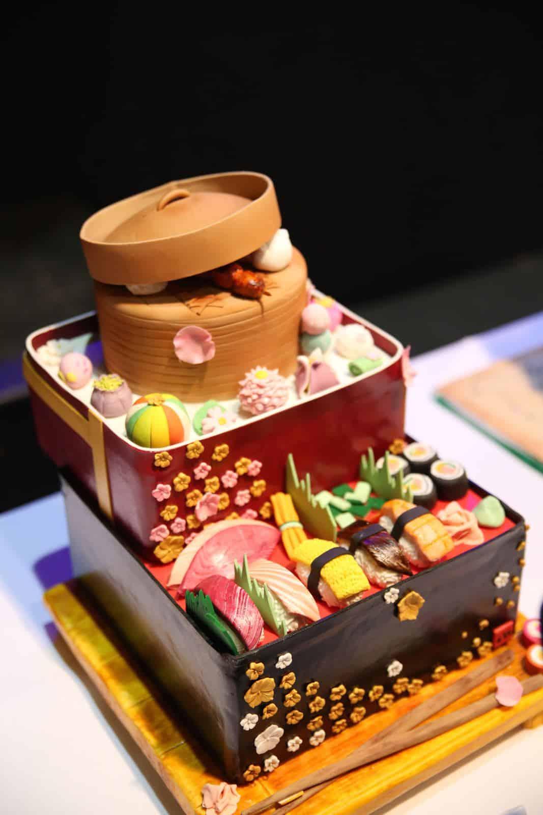 Cake Design Formation