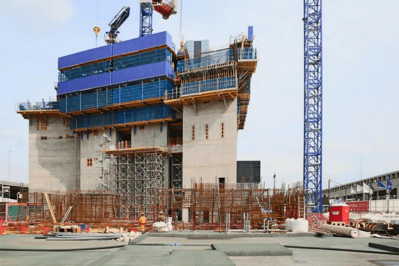 Célèbre La tour La Marseillaise imaginée par Jean Nouvel est en chantier  DZ29