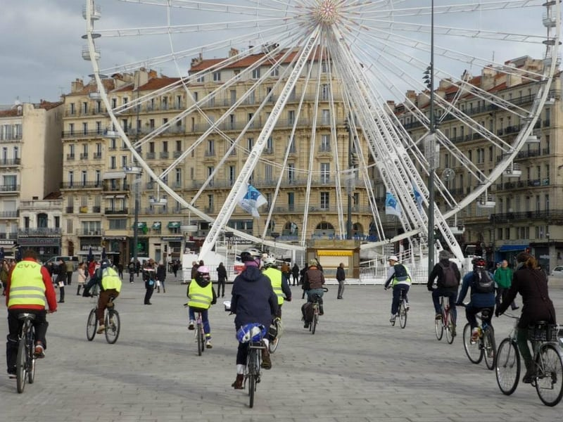 , Vigilo : une appli collaborative pour améliorer la vie des cyclistes à Marseille, Made in Marseille