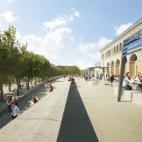 Une transformation sans précédent pour les facs d'Aix en Provence